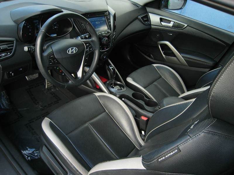 2013 Hyundai Veloster Turbo 3dr Coupe - Chantilly VA