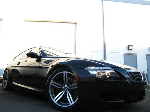 2008 BMW M6 For Sale In Chantilly, VA