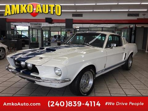 1967 Ford Mustang for sale in Laurel, MD