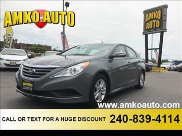 2014 Hyundai Sonata for sale in Laurel, MD