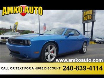 2010 Dodge Challenger for sale in Laurel, MD