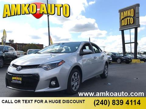 2015 Toyota Corolla for sale in Laurel, MD