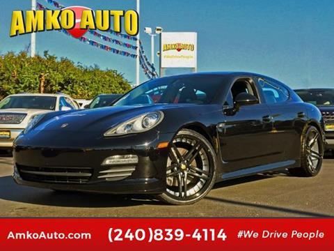 2011 Porsche Panamera for sale in Laurel, MD