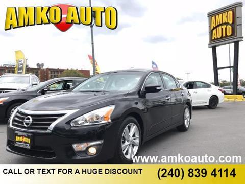 2015 Nissan Altima for sale in Laurel, MD