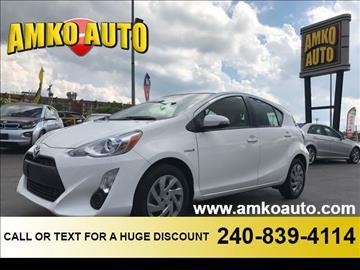 2015 Toyota Prius c for sale in Laurel, MD