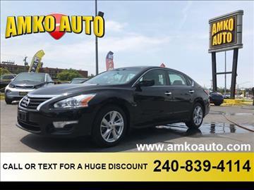 2014 Nissan Altima for sale in Laurel, MD