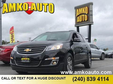 2017 Chevrolet Traverse for sale in Laurel, MD