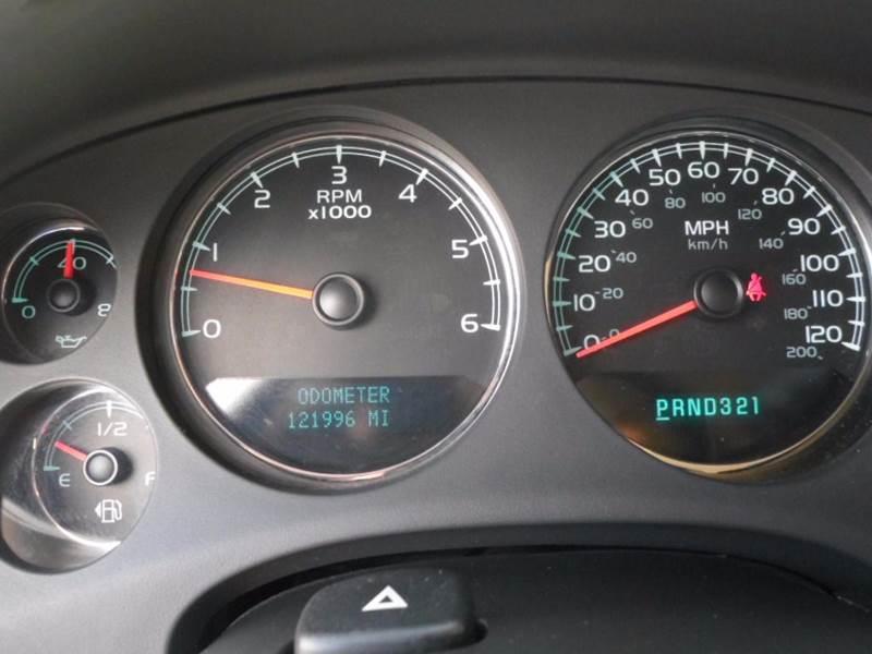 2008 Chevrolet Avalanche 4x4 LTZ 4dr Crew Cab SB - Rochester MN