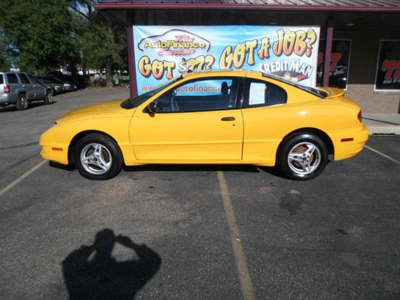 2003 Pontiac Sunfire 2dr Coupe - Rochester MN