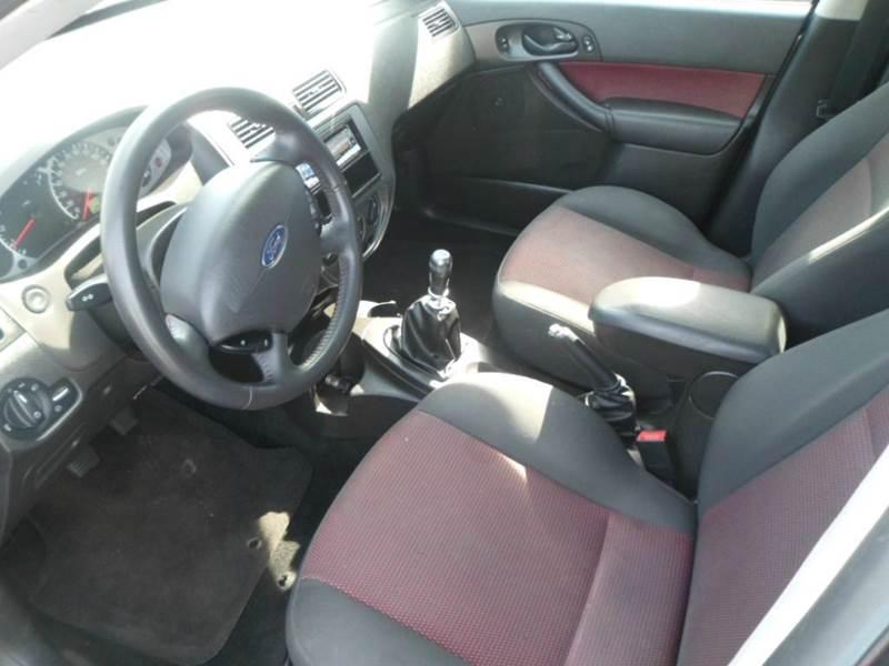 2007 Ford Focus ZX4 ST 4dr Sedan - Rochester MN