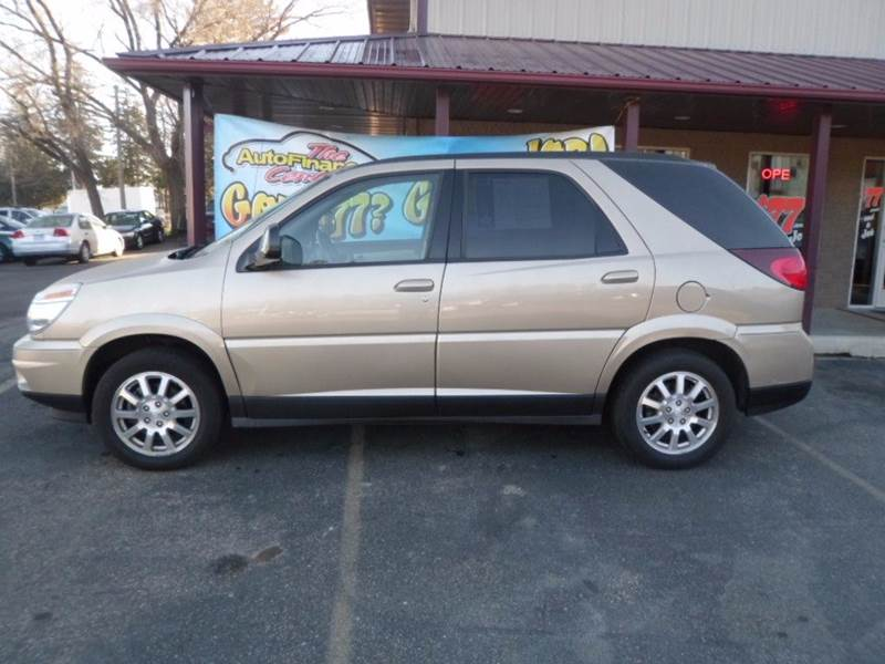 Buick Rendezvous AWD CXL Dr SUV In Rochester MN The - Buick rochester mn