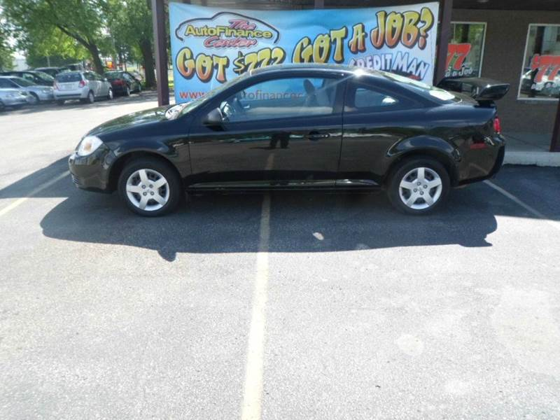 2007 Chevrolet Cobalt LS 2dr Coupe - Rochester MN