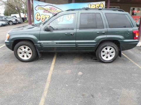 2001 Jeep Grand Cherokee for sale in Rochester, MN