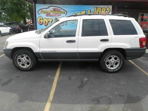 Jeep for sale rochester mn for Adamson motors rochester mn