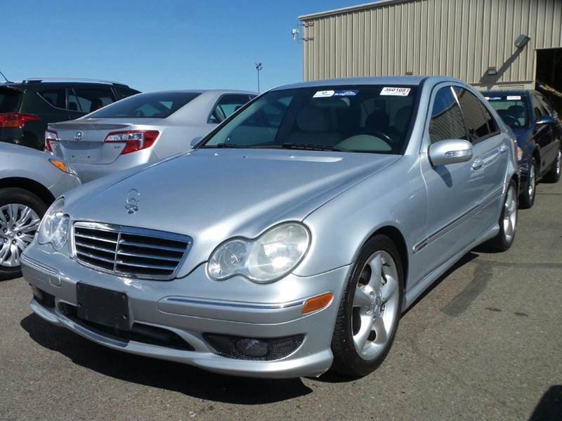 2006 mercedes benz c class c230 sport 4dr sedan in phoenix for Mercedes benz phoenix