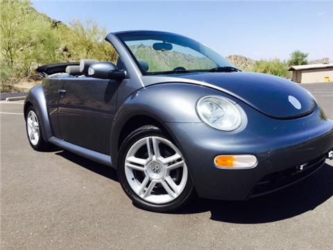 2004 Volkswagen New Beetle for sale in Phoenix, AZ