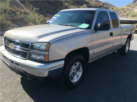 2006 Chevrolet Silverado 1500 for sale in Phoenix, AZ