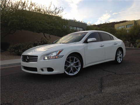 2009 Nissan Maxima For Sale Carsforsale Com
