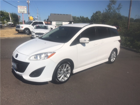 2015 Mazda MAZDA5 for sale in Cornelius, OR