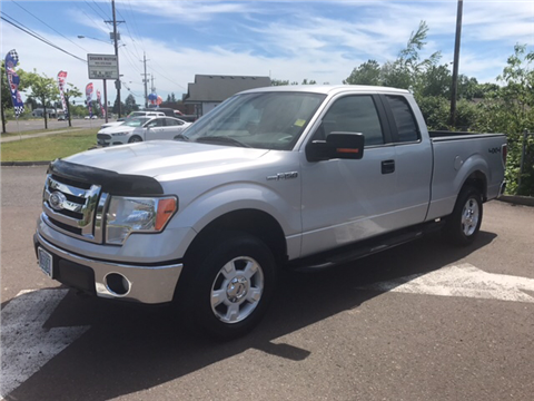 2009 Ford F-150 for sale in Cornelius, OR