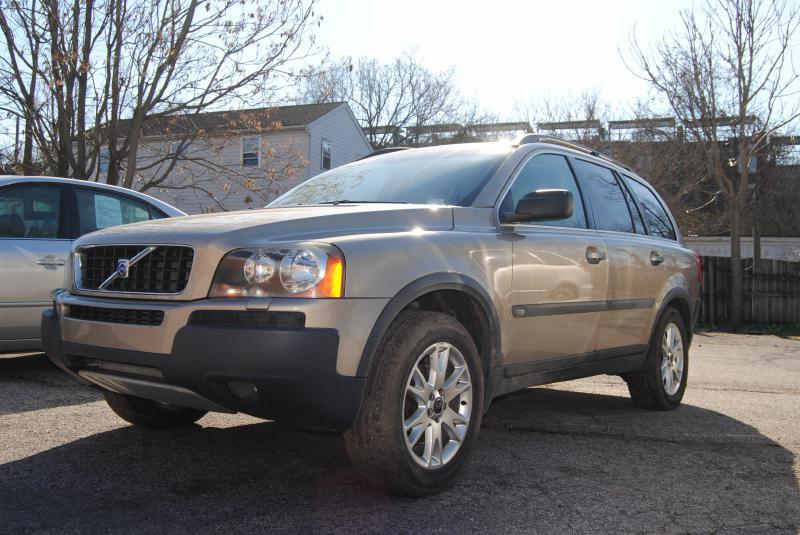 2003 volvo xc90 awd 4dr t6 turbo suv in lexington ky. Black Bedroom Furniture Sets. Home Design Ideas