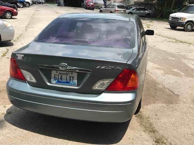 2001 Toyota Avalon XL Sedan 4D - Lexington KY