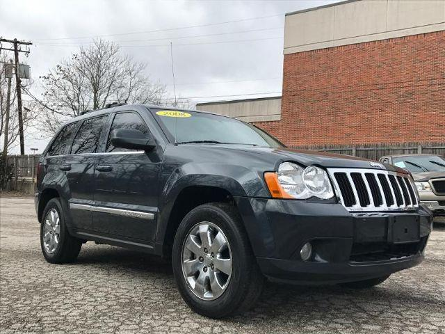 2008 Jeep Grand Cherokee 4x4 Limited 4dr SUV - Lexington KY