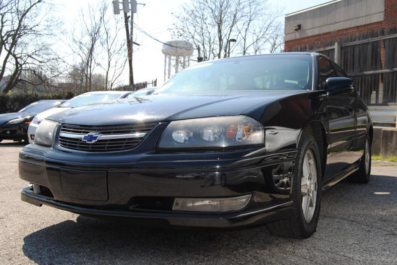 2004 chevrolet impala ss supercharged 4dr sedan in lexington ky empire auto sales. Black Bedroom Furniture Sets. Home Design Ideas