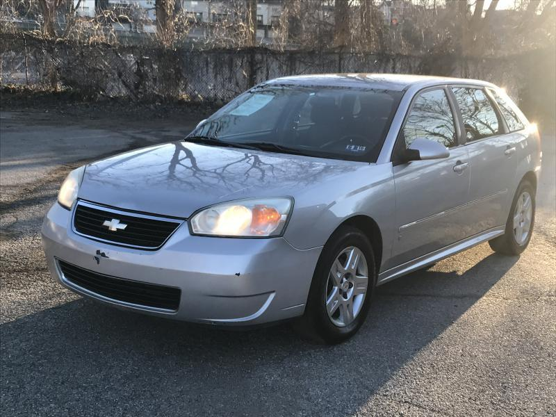 2006 chevrolet malibu maxx lt 4dr hatchback in lexington. Black Bedroom Furniture Sets. Home Design Ideas