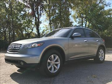 2005 Infiniti FX35 for sale in Lexington, KY