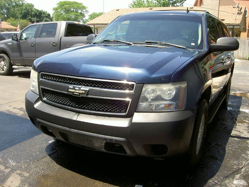 2007 CHEVROLET SUBURBAN LS 1500 4DR SUV 4WD blue runs and drives great clean inside out all wo