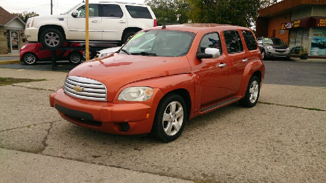 2007 CHEVROLET HHR LT 4DR WAGON orange runs drives and looks great clean in and out all po