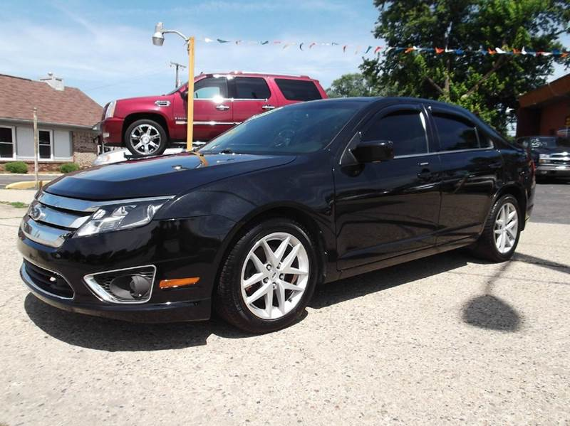 2010 ford fusion for sale in michigan. Black Bedroom Furniture Sets. Home Design Ideas