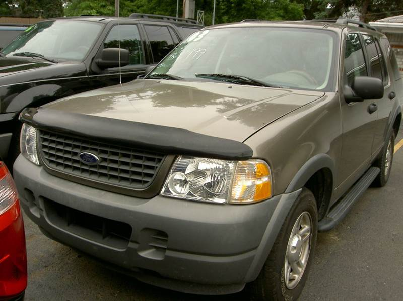 2003 FORD EXPLORER XLS 4DR SUV brown runs and drives great clean inside out one owner only all