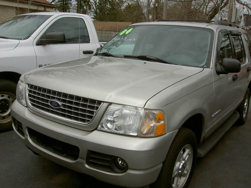2004 FORD EXPLORER NBX 4DR 4WD SUV gray runs and drives great low miles we have two locations