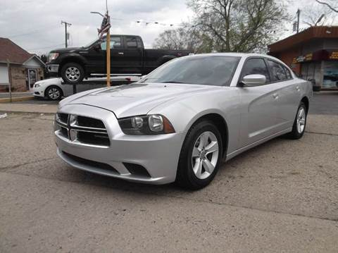 2012 Dodge Charger for sale in Dearborn Heights, MI