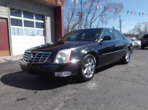 2006 Cadillac DTS for sale in Dearborn Heights, MI
