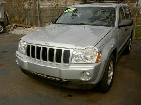 2005 Jeep Grand Cherokee for sale in Dearborn Heights, MI