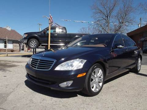 2009 Mercedes-Benz S-Class for sale in Dearborn Heights, MI
