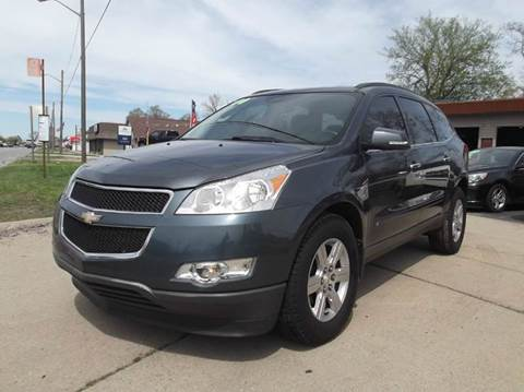 2010 Chevrolet Traverse for sale in Dearborn Heights, MI