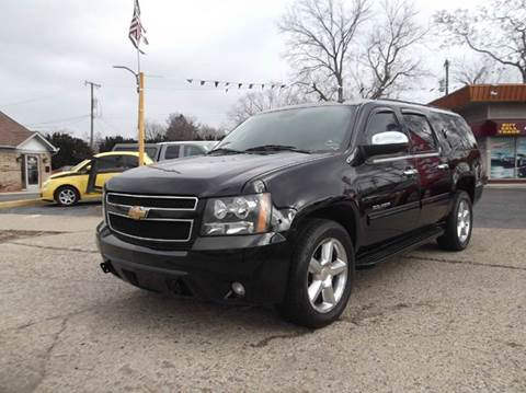 2010 Chevrolet Suburban for sale in Dearborn Heights, MI