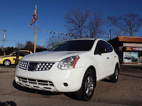 2010 Nissan Rogue for sale in Dearborn Heights, MI