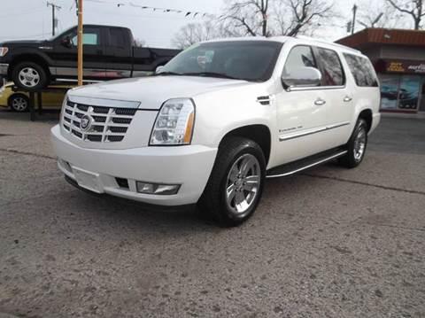 2007 Cadillac Escalade ESV for sale in Dearborn Heights, MI