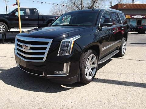 2016 cadillac escalade for sale. Black Bedroom Furniture Sets. Home Design Ideas