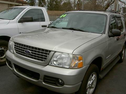 2004 Ford Explorer for sale in Dearborn Heights, MI