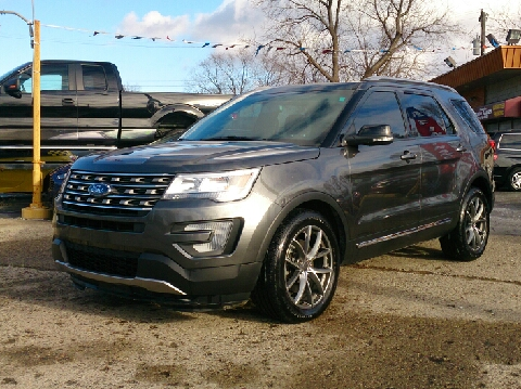 2016 Ford Explorer for sale in Dearborn Heights, MI