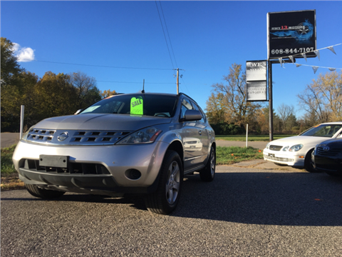 2005 Nissan Murano for sale in Wisconsin Dells, WI
