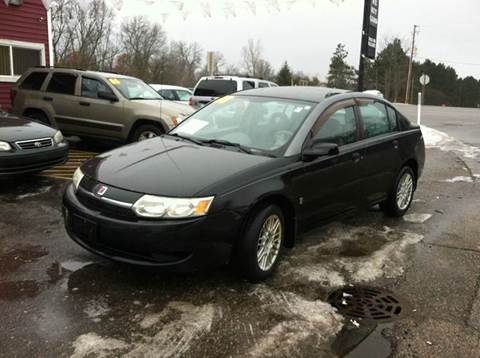 2003 Saturn Ion for sale in Wisconsin Dells, WI