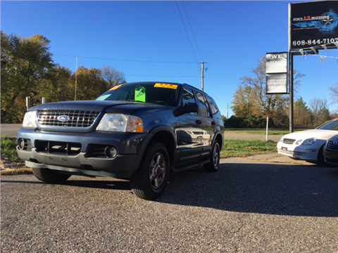 2003 Ford Explorer for sale in Wisconsin Dells, WI