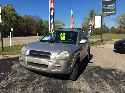 2006 Hyundai Tucson for sale in Wisconsin Dells, WI
